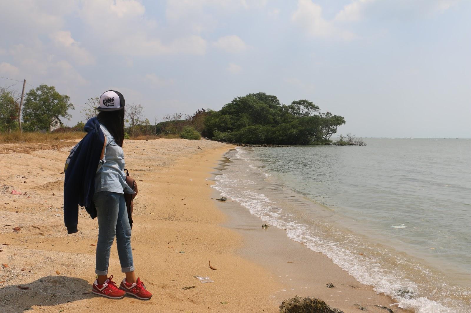 gambar Pantai Kutang