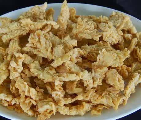 Trik Membuat Jamur Tiram Goreng Yang Renyah