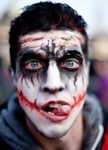 Best Zombie Halloween Makeup for boys 2016