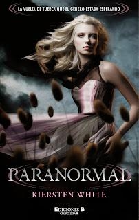 Resultado de imagen de paranormal kiersten white saga