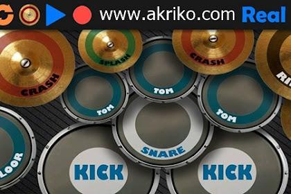 Cara Mudah Mengisi Suara Drum pada Lagu dengan Aplikasi Real Drum