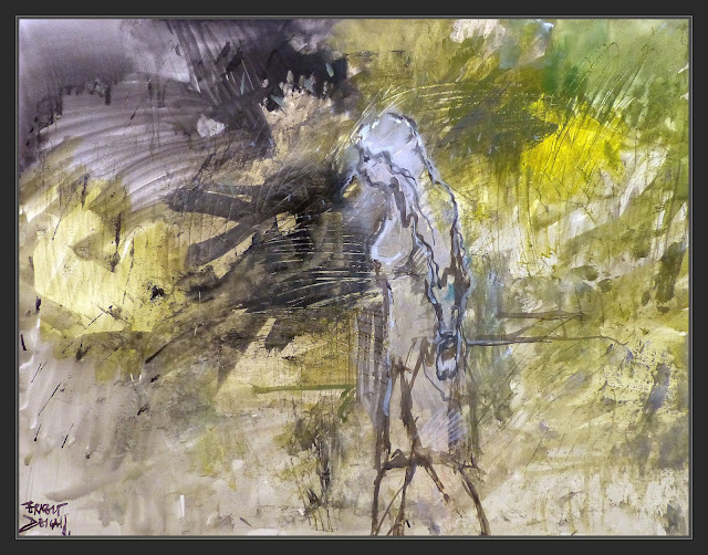 MARIA ORSIC-PINTURA-ARTE-ART-PERSONAJES-III REICH-MEDIUMS-VRIL-CONTACTOS-ALEDEBARAN-PINTURAS-PINTOR-ERNEST DESCALS