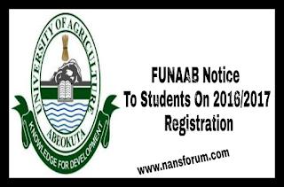 FUNAAB Logo