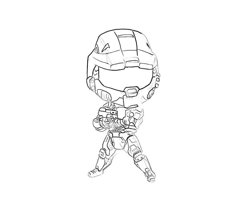 halo master chief coloring pages - halo 4 coloring pages to print free coloring pages