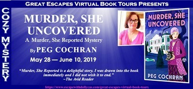 Upcoming Blog Tour 6/2/19