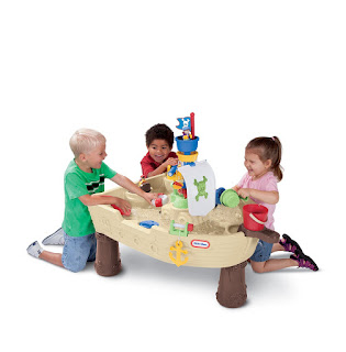 GREAT DEALS Little Tikes Anchors Away Pirate Ship £47.99 FREE UK Postage Amazon