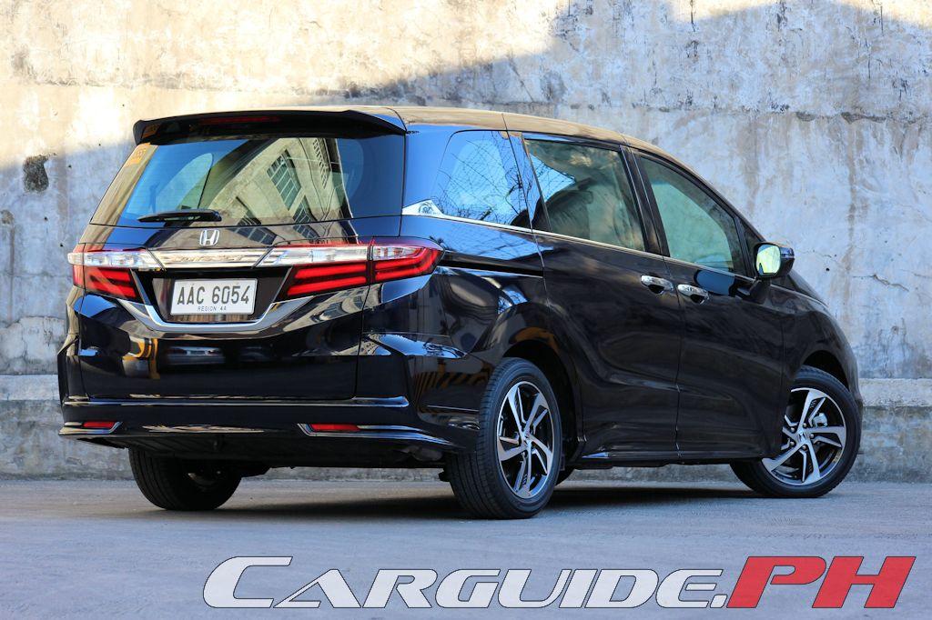 Review: 2015 Honda Odyssey EX-V Navi   Philippine Car News, Car