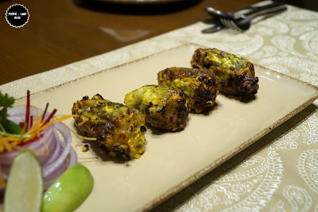 Tandoori Guchhi @ The New Menu @ Paranda | Vivanta By Taj - Yeshwantpur | Bangalore