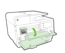 How To Reinstall Print Head On Hp Officejet Pro 8610 Printer
