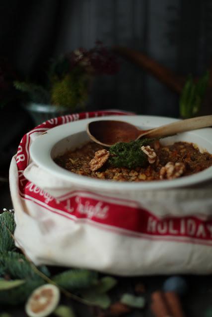 Bataattilaatikko, Sweet Potato casserole II