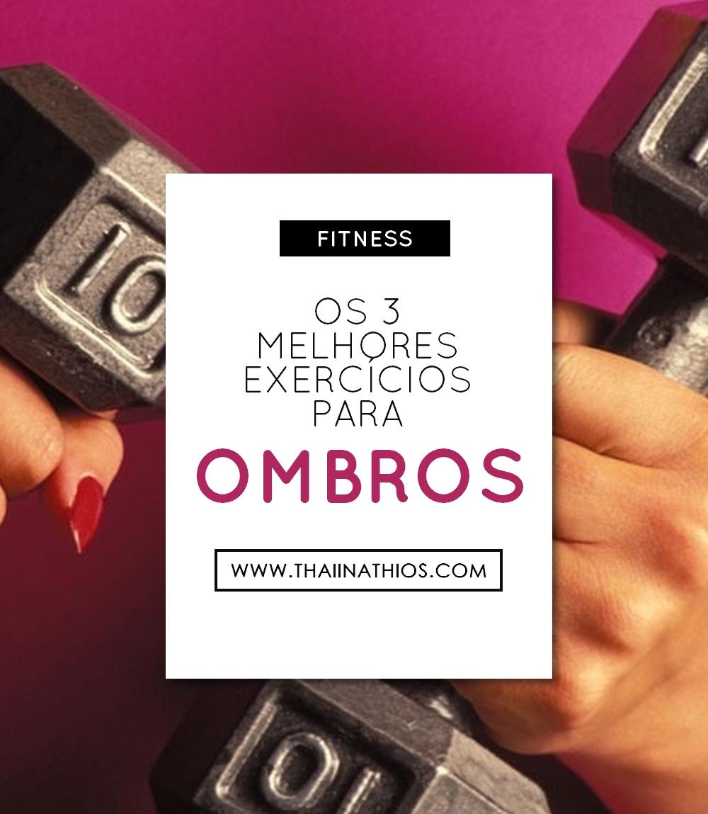 exercicio para ombros