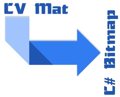 Milinda Pro: Convert Opencv Mat to C# Bitmap
