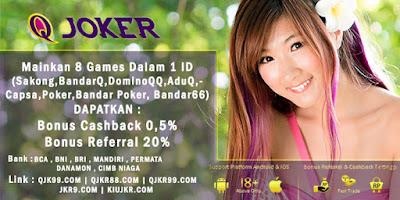 Trik Menang BandarQ Online Situs QJoker