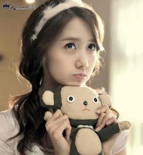 Foto Cute dan Imut Yoona SNSD Girls Generation