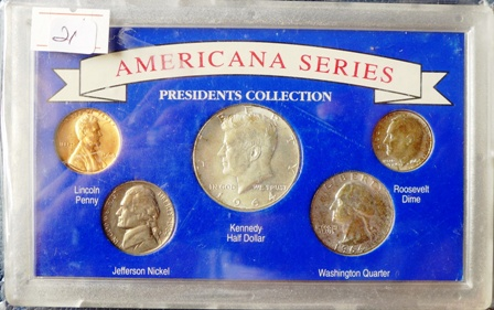 Niewmismatic Error Coins