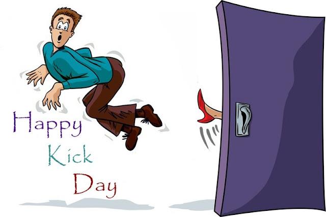 Anti-Valentine Kick day Pictures