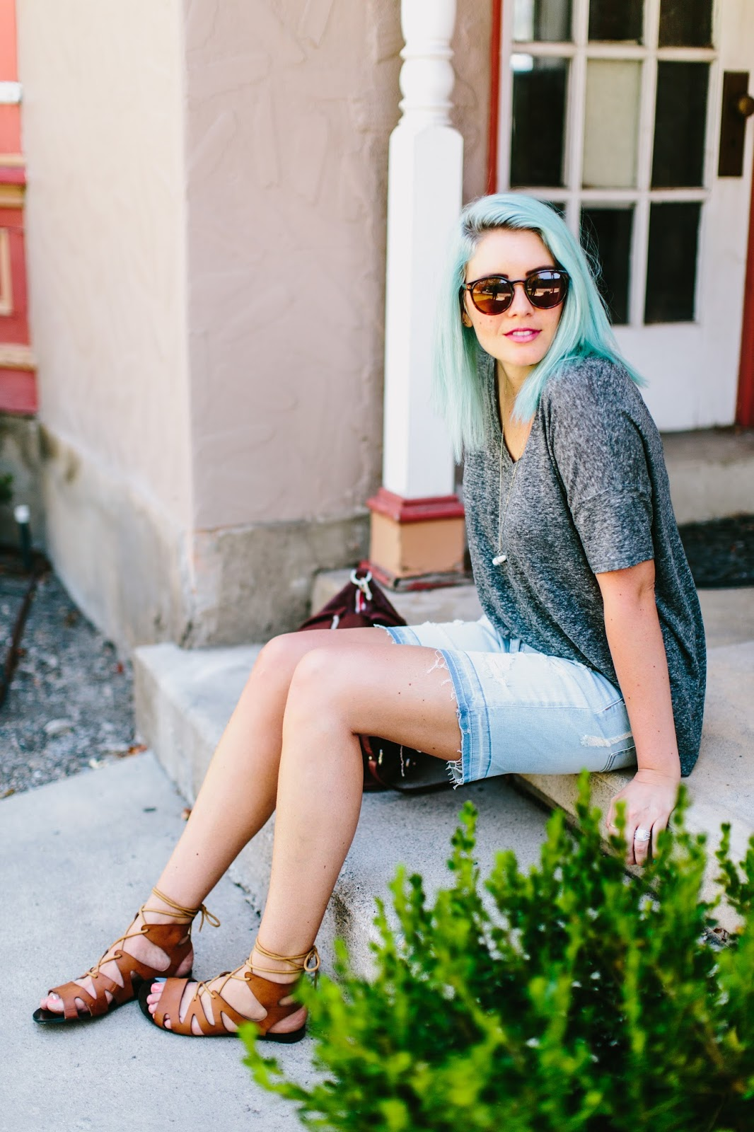 Roolee Shorts, Utah Fashion Blogger