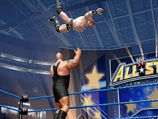 WWE All Stars PC Games Free Download full version working