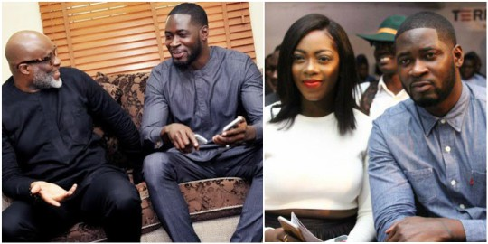 A year ago, I never thought I will have a reason to laugh again -Teebillz