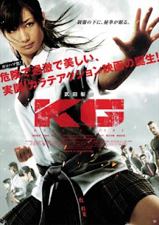 Nonton Karate Girl (2011)
