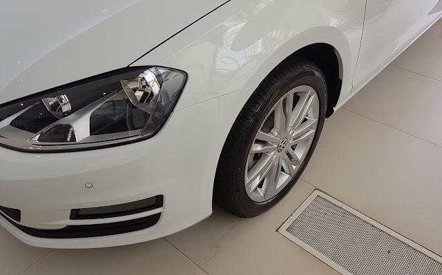 """VW Golf Comfortline TSI 2017 - rodas de 17"""" Geneva"""