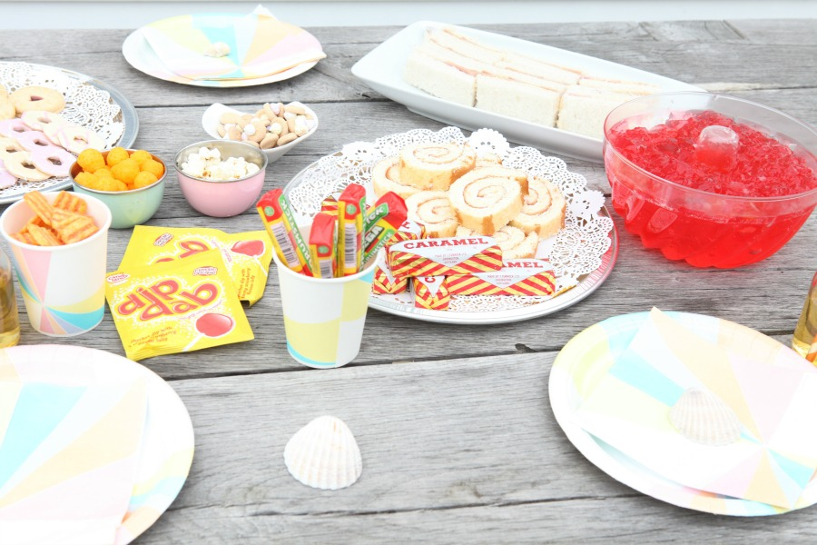 mamasVIB | V. I. BIRTHDAY: A retro 1970's kids tea birthday  party with Little Bird at Mothercare