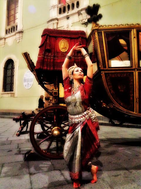 Danza Classica Indiana Bharata Natyam Sicilia Catania