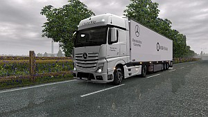 JakobHermann pack for Mercedes MP4