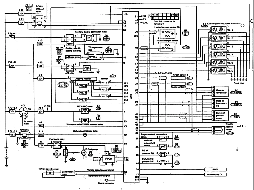 eccs wiring diagram