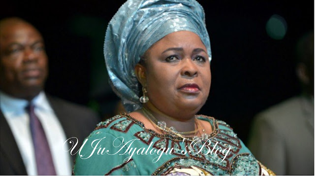 Let's settle out of court, Patience Jonathan begs EFCC