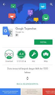 aplikasi yang bisa membantu anda jika tidak mengerti bahasa asing