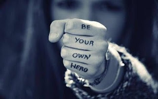 Be your own hero image