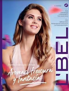 Catalogo LBEL Campaña 02 Enero Belcorp 2018