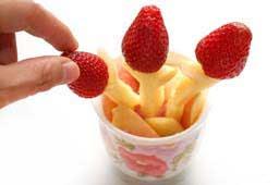 идеи букет из фруктов