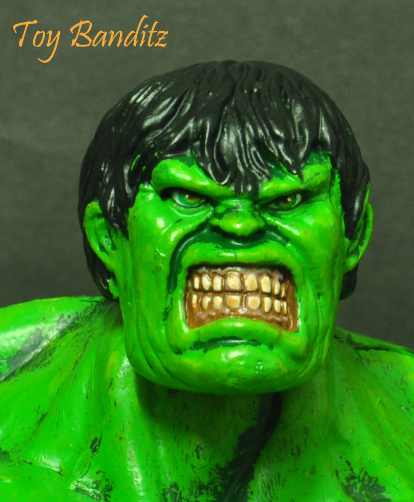 Toy Banditz: MARVEL SELECT INCREDIBLE HULK