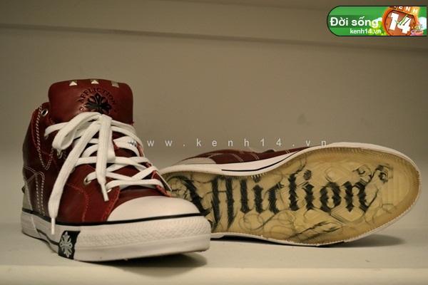 Bộ sưu tập giày sneaker tột đỉnh của anh chàng việt tại mỹ bạn nữ nào cũng m12ê