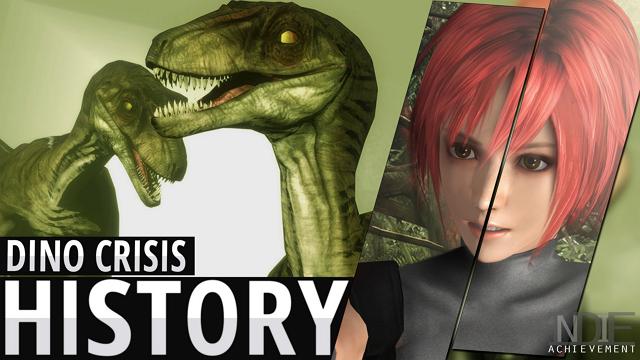 Game Dinosaurus Dino Crisis