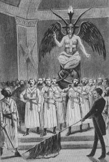 Francmasoneria Cazul Dianei Vaughan, Fostă «Mare Preoteasă» A Lui Lucifer (Ii)