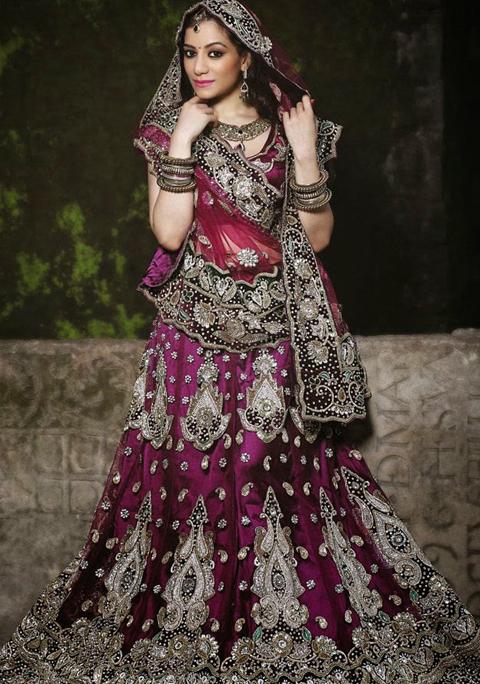 baju nikah india muslim