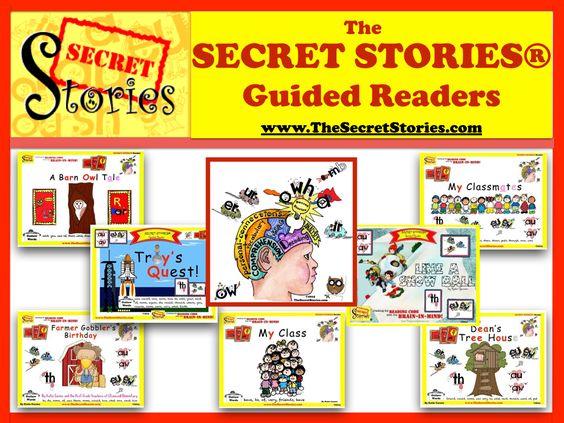 Secret Stories® Phonics Guided Readers