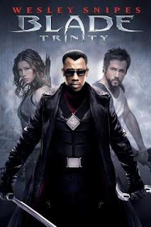 Blade Trinity (2004) Hindi Dual Audio Movie 150Mb hevc BRRip