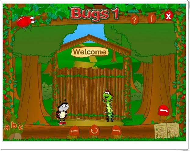 """""""Bugs World 1"""" (Inglés de 1º de Primaria. Editorial Macmillan)"""