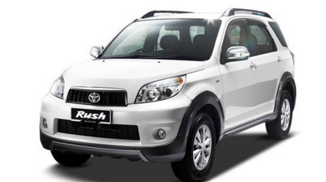 2016 Toyota Rush Release Date