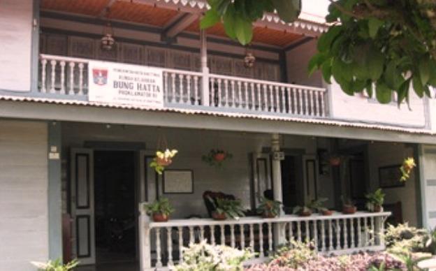 Museum Rumah Bung Hatta bukittinggi