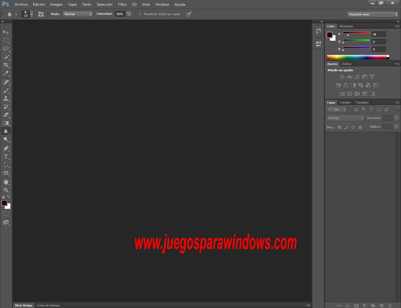 adobe photoshop cs6 extended español pc windows imagenes