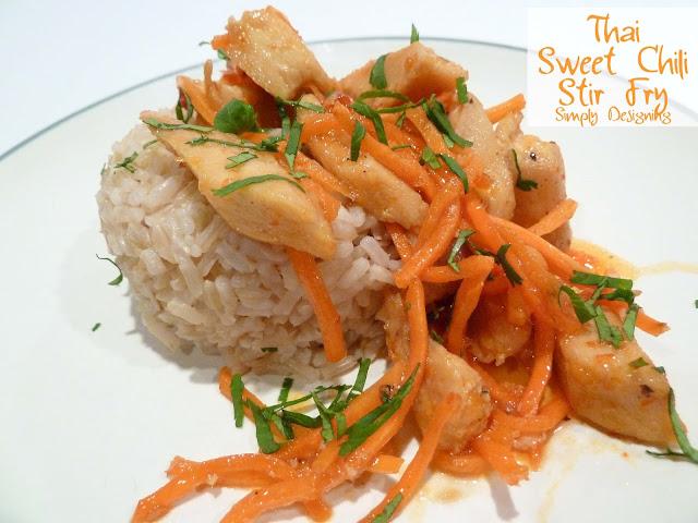 Sweet Chili Stir Fry 03a Thai Sweet Chili Stir Fry 7