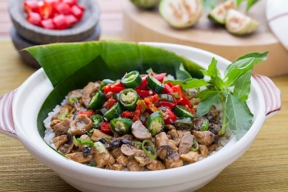 Resep Nasi Liwet Tofu Jamur Pulen dan Gurih