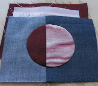 Quilty 365 project - Last three circles for the second quilt