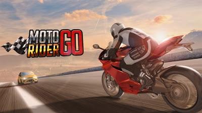 تحميل لعبة Moto Rider GO Highway Traffic مهكرة للأندرويد