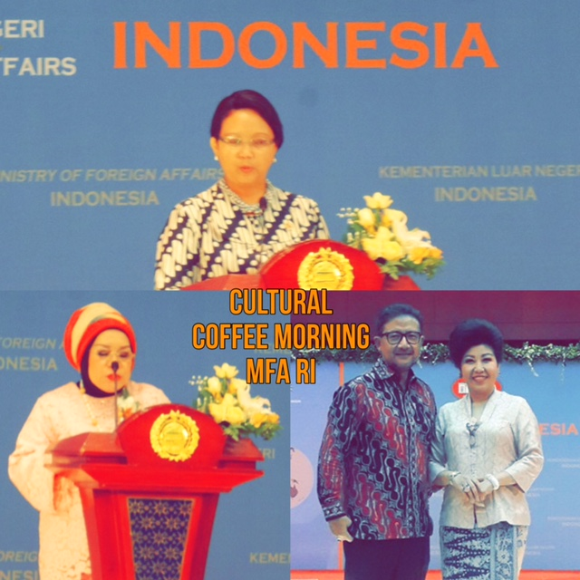 Indonesian Cultural Diplomacy Enchanted Foreign Ambassadors